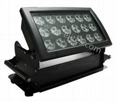 54顆3W三合一戶外LED投光燈