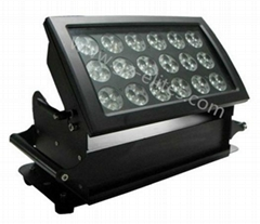 24*3W RGB 3in1 led wall washer waterproof outdoor stage light