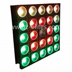 25*30W matrix blinder wall washer led stage disco dj light