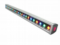 18*3W RGB LED led tube light/Wall Washer Light IP65