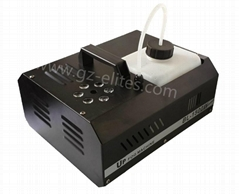 automotive smoke machine 1500w,professional stage effector