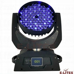 108*3W RGBW wash led moving head disco light