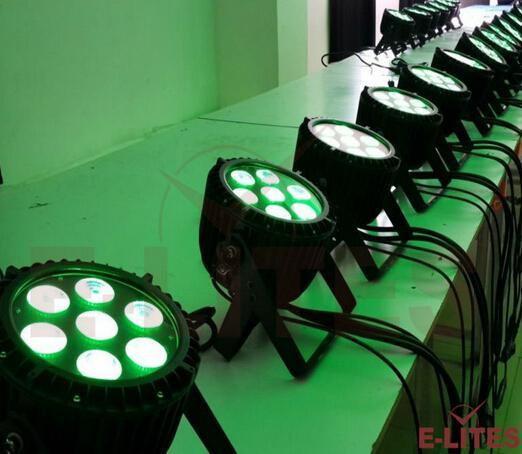 新款扁型7*15W 五合一LED户外帕灯 3