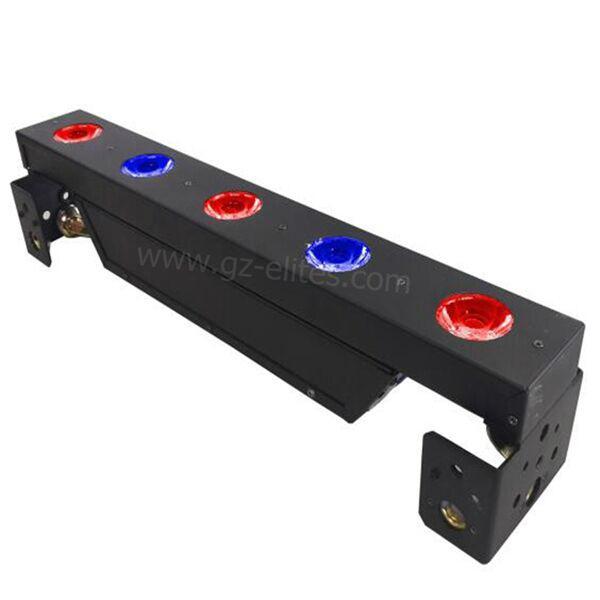 5*15W 四合一LED光束點控投光燈 5