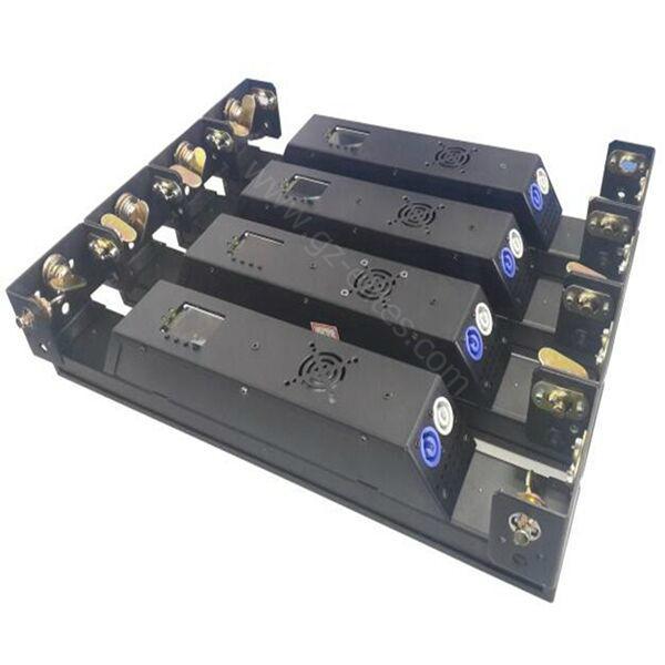 5*15W 四合一LED光束點控投光燈 4