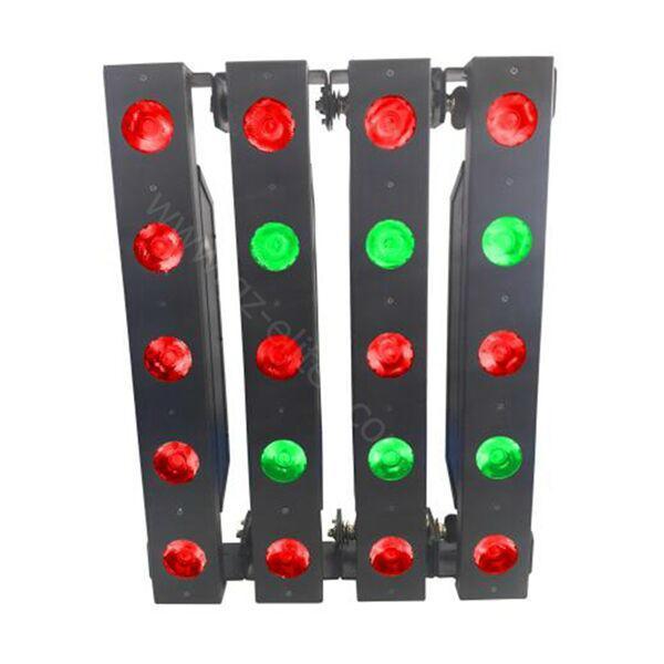 5*15W 四合一LED光束點控投光燈 6