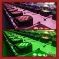 9*18W wireless DMX, remote control, battery led par light 5
