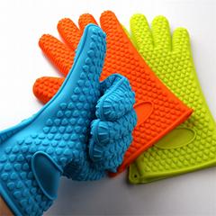 微波炉烤箱专用硅胶手套