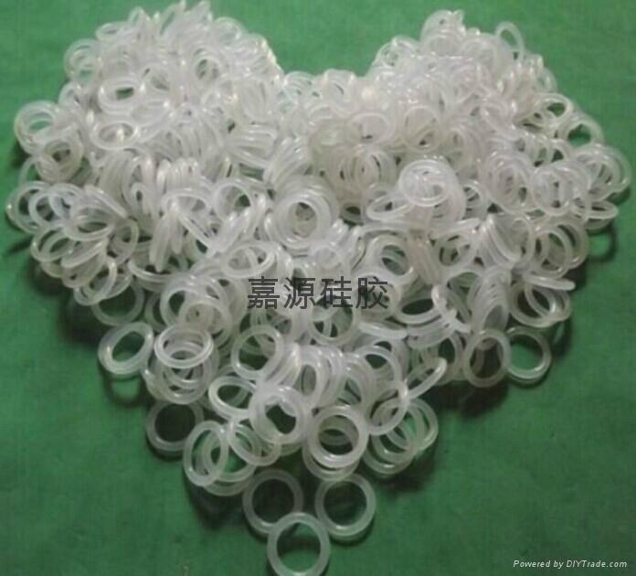 O型透明硅橡胶密封圈 3