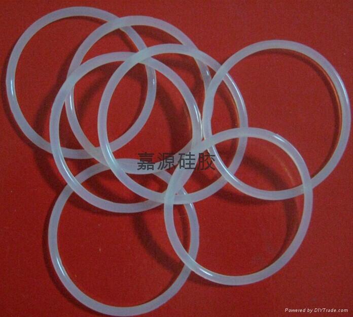 O型透明硅橡胶密封圈 1