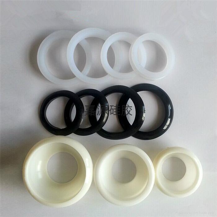 O型透明硅橡胶密封圈 4