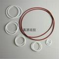 O型透明硅橡胶密封圈 5