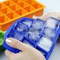 軟硅膠冰格硅膠冰塊模具製冰盤 4