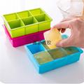 軟硅膠冰格硅膠冰塊模具製冰盤 5