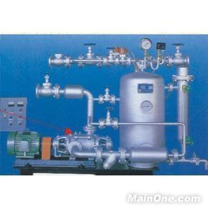 蒸汽冷凝水回收設備也稱蒸汽冷凝水回收機是鍋爐節能的重要部分 1