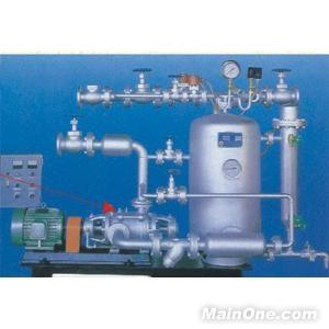 蒸汽冷凝水回收设备也称蒸汽冷凝水回收机是锅炉节能的重要部分 1