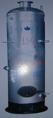 工地热水炉是一种烧柴的热水锅炉