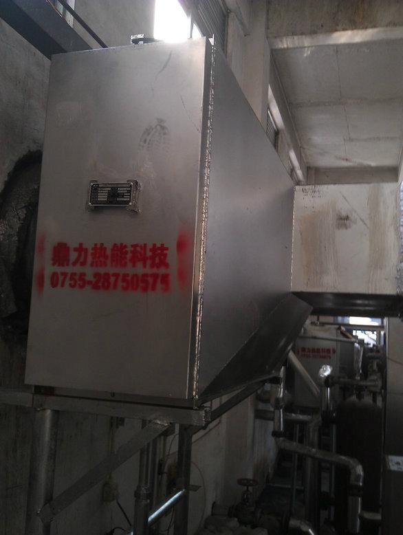 煙氣余熱回收設備和蒸汽余熱回收機都是鍋爐節能回收 1