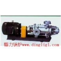 蒸汽回收用高温高压冷凝水回收水泵 4