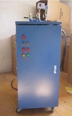 免檢蒸汽發生器是一種電加熱蒸汽鍋爐,多用於做豆腐蒸酒