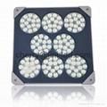 基尼照明 LED IP65防水加油站燈120W 明緯電源 普瑞光源 3年質保 2