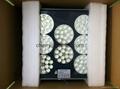 基尼照明 LED IP65防水加油站燈120W 明緯電源 普瑞光源 3年質保 5
