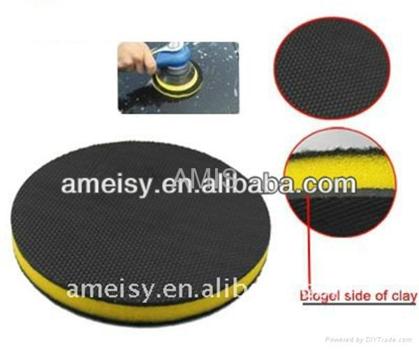 Car clay polishing pad buffering pad 2
