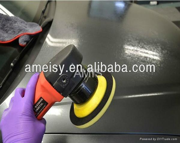 Car clay polishing pad buffering pad 5