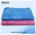 Microfiber Polar fleece car cleaning cloth towel polishing cloth 3