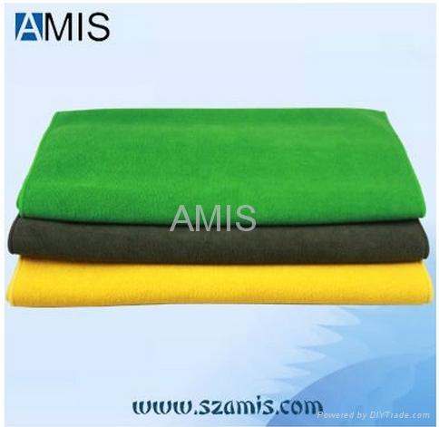 Microfiber Polar fleece car cleaning cloth towel polishing cloth 4