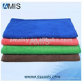 Microfiber Polar fleece car cleaning cloth towel polishing cloth 5