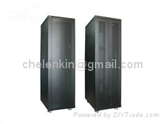 Universal Server Rack with double