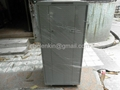"19"" rack cabinet for fiber optic patch panels 1"