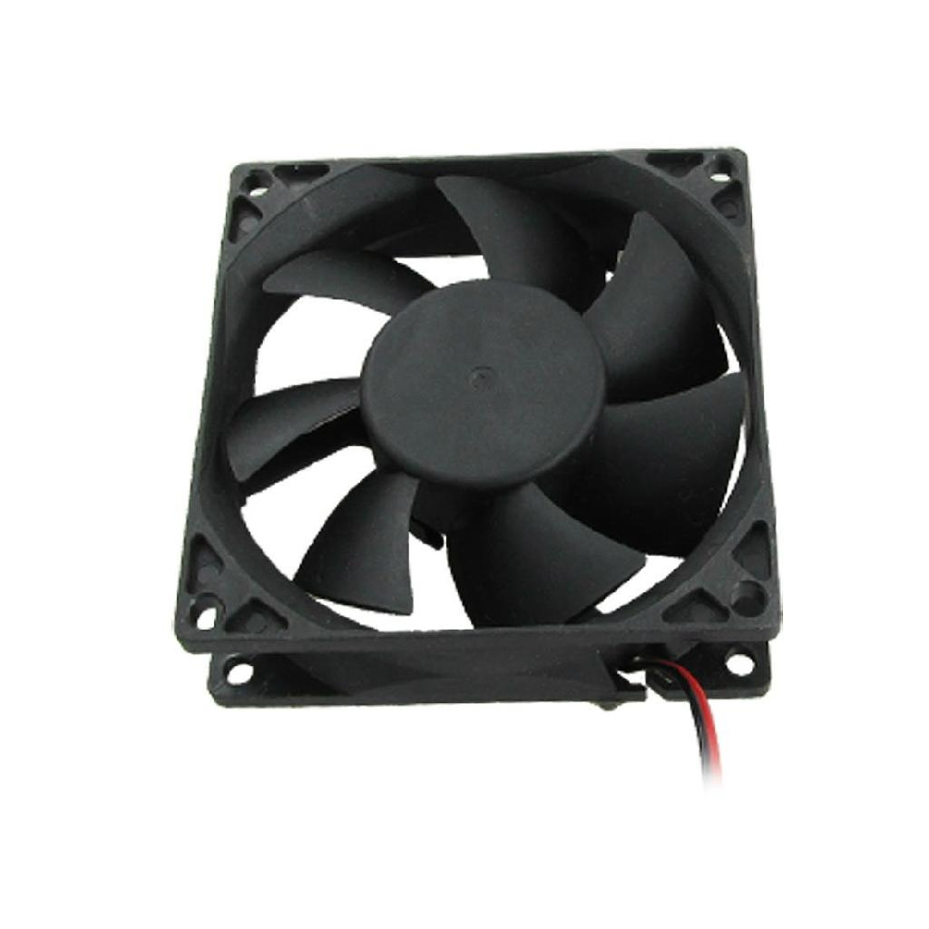 80mm 12V 4Pin Case Cooling Fan for PC Case CPU Cooler Fan 2