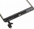 Glass Touch Screen Digitizer Complete Full Assembly For iPad Mini 1/Mini 2 5