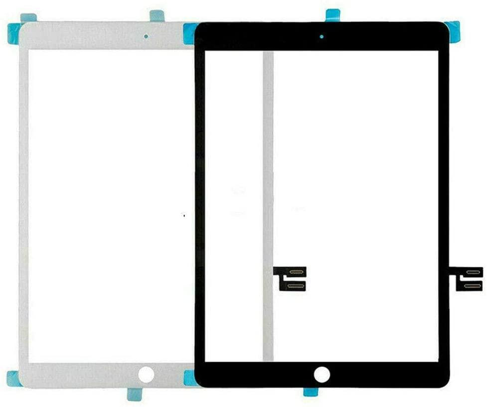 Touch Screen Digitizer Replacement with Adhesive for iPad 7 2019 7th Gen 10.2  1
