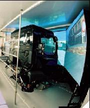集卡/重型貨車仿真駕駛模擬器