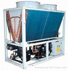 约克商用YCAE系列模块式空气源热泵机组