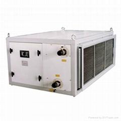 约克风管式分体空调机组