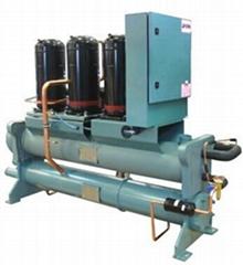 约克YCWE系列模块式商用水冷冷水机组