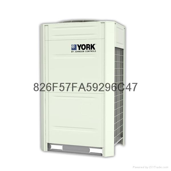 约克YES-super变频多联式空调 1