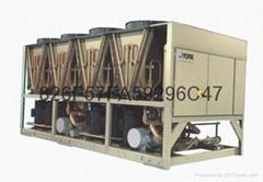約克YLPA系列渦旋式風冷熱泵機組