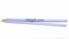 Silkscreen wooden pencil