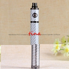 Original E Cigarette Vision X.Fir II 1650mAh Voltage Battery Twist Fit Ego 510 T