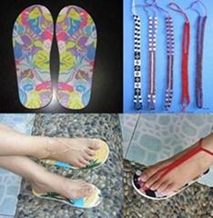 EVA cordless slippers