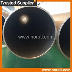 large diameter 6-300 mm seamless titanium tube