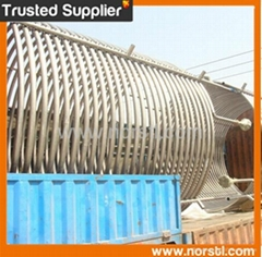 Gr1 titanium coil tube for heat exchanger