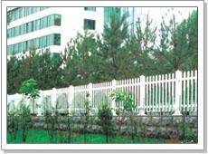 pvc塑钢社区护栏 3