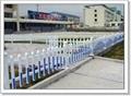 pvc塑钢社区护栏 4