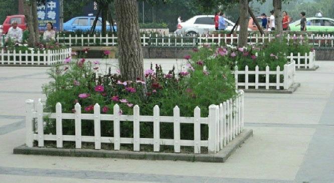 園藝花池草坪護欄 2